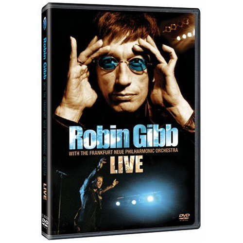 Robin Gibb with the Frankfurt Neue Philharmonic Orchestra - Live on DVD