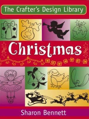 Christmas: Over 350 Fabulous Festive Motifs by Sharon Bennett