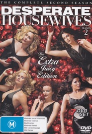 Desperate Housewives - The Complete 2nd Season (7 Disc Set) on DVD