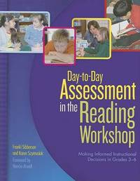 Day-To-Day Assessment in the Reading Workshop by Franki Sibberson image