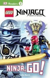 Lego Ninjago by Julia March