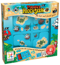 Hide and Seek Pirates