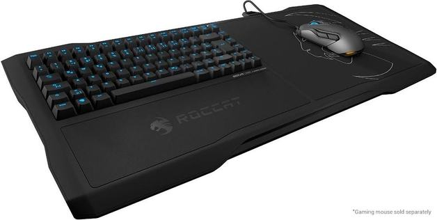 ROCCAT Sova Mechanical Gaming Lap Keyboard for