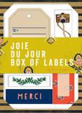 Joie Du Jour Box of Labels by Cat Seto