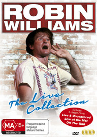 Robin Williams Triple Pack on DVD