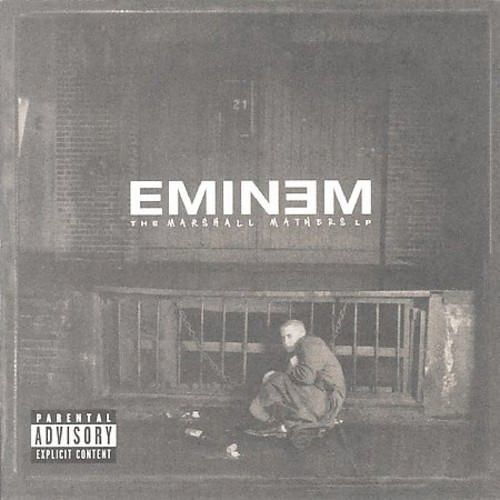 The Marshall Mathers LP [Explicit Lyrics] by Eminem image