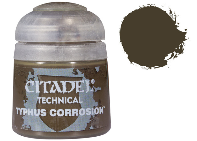 Citadel Technical Paint: Typhus Corrosion