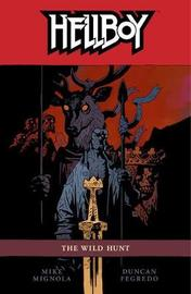 Hellboy Volume 9: The Wild Hunt by Mike Mignola image
