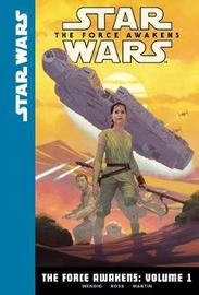 Star Wars the Force Awakens 1 by Chuck Wendig