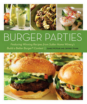 Burger Parties by James McNair image