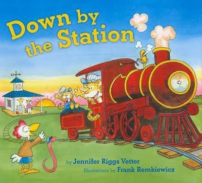 Down By The Station by Jennifer Vetter image