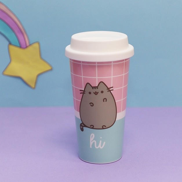 Pusheen the Cat Travel Mug