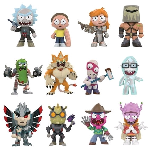 Rick and Morty: Series 2 - Mystery Minis Figure (Blind Box)