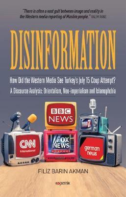 Disinformation by Filiz Barin Akman