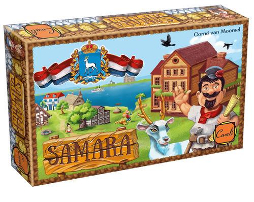 Samara - Board Game image
