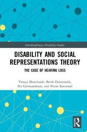 Disability and Social Representations Theory by Vinaya Manchaiah