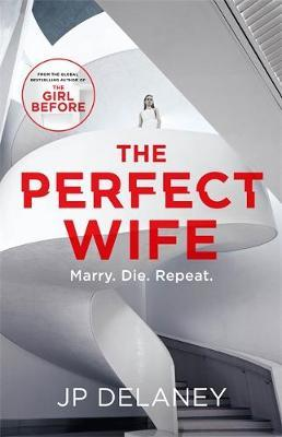 The Perfect Wife by Jp Delaney image