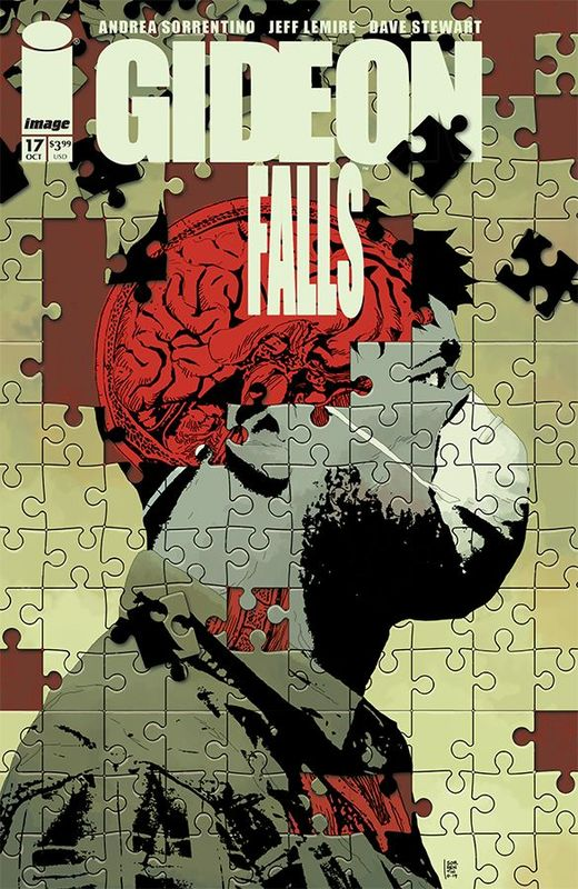 Gideon Falls #17 - (Cover A) by Jeff Lemire