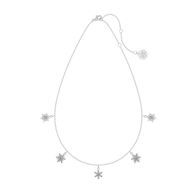 Couture Kingdom: Frozen II Crystal Snowflake Necklace