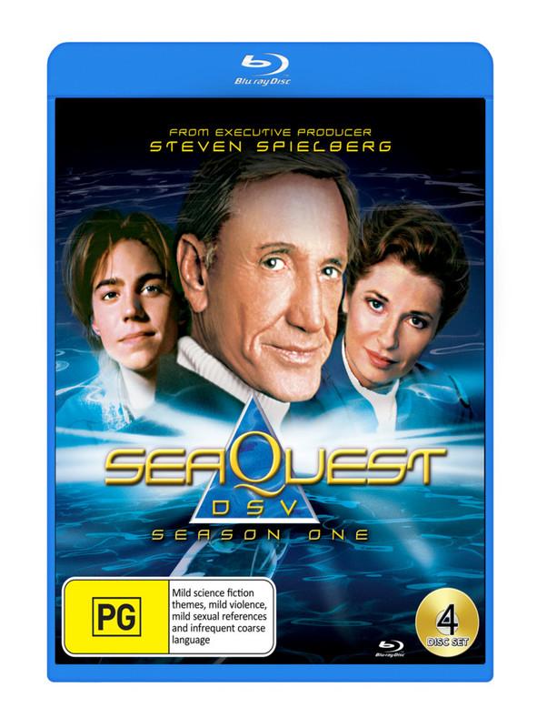 Seaquest DSV: Season 1 on Blu-ray