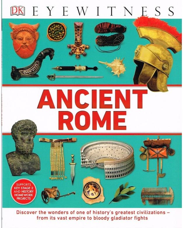 DK Eyewitness - Ancient Rome