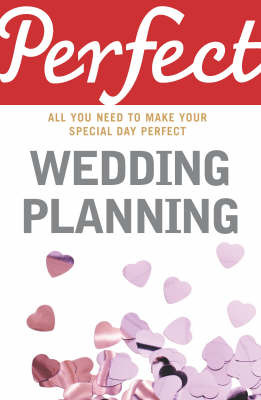 Perfect Wedding Planning by Cherry Chappell image