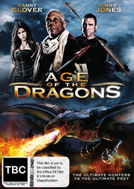 Age of the Dragons DVD image