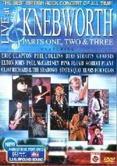 Live At Knebworth 1990: Parts One, Two & Three!