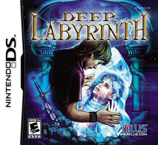 Deep Labyrinth for Nintendo DS