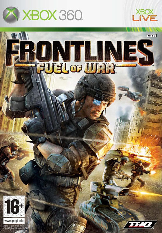 Frontlines: Fuel of War for Xbox 360