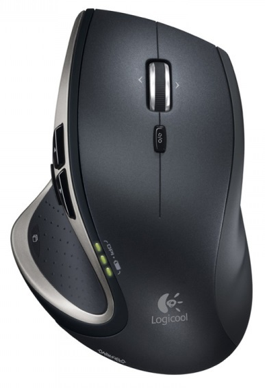 Logitech Darkfield M950 Wireless Rechargeable Laser Mouse image