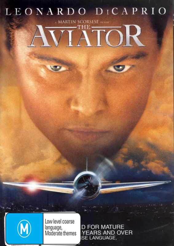 The Aviator  (Single Disc) on DVD