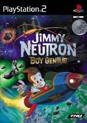 Jimmy Neutron: Boy Genius for PlayStation 2
