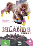 Wildest Islands - Series 2 on DVD