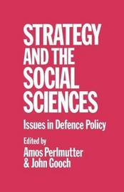 Strategy and the Social Sciences by John Gooch image