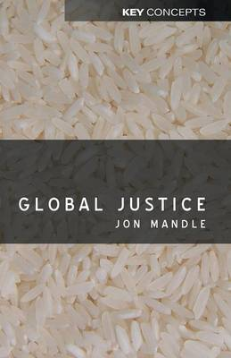 Global Justice by Jon Mandle image