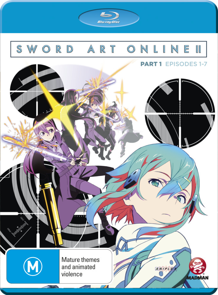 Sword Art Online 2 (Part 1) on Blu-ray image