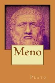 Meno by Plato image