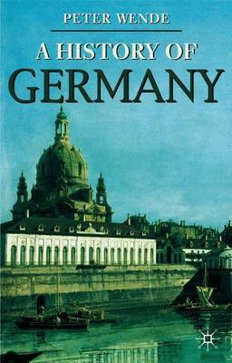 History of Germany by Peter Wende image