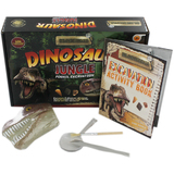 Grafix: Dig & Discover Dinosaur Jungle - Excavation Kit