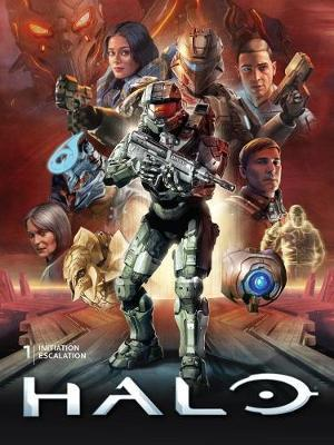 Halo: Escalation Library Edition by Brian Reed