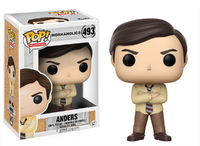 Workaholics – Anders Pop! Vinyl Figure image