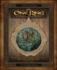 The One Ring RPG: Core Rule-book - Revised Edition
