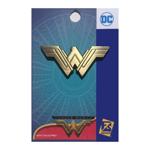 Wonder Woman Movie - Logo Pin