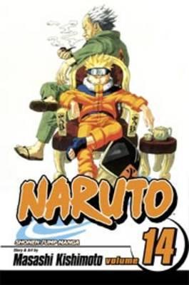 Naruto: v. 14 by Masashi Kishimoto image