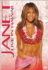 Janet Jackson - Live In Hawaii on DVD
