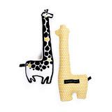 Wee Gallery: Nursery Friends Pillow - Giraffe