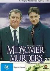 Midsomer Murders - Season 2 - 2.2 on DVD