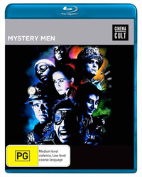 Mystery Men on Blu-ray