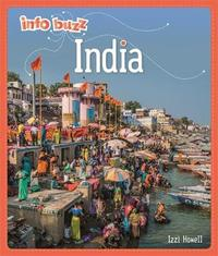 Info Buzz: Geography: India by Izzi Howell